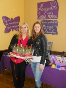 Ljiljana i Jelena Trifunović