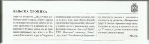 Vrnjačke novine, strana 2.